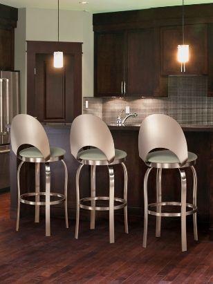 bar stool champagne