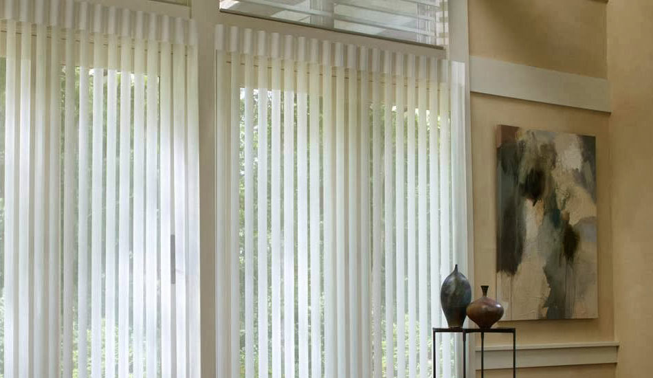 Luminette with Soft Trak by Hunter Douglas