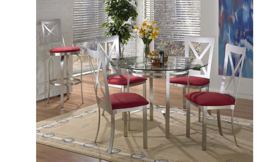 Trica Barstools – Style Name Chateau