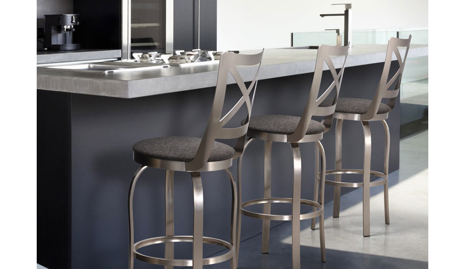 Trica Barstool Style Name Chateau