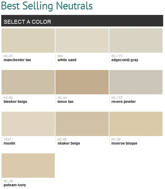 Best Neutrals Dunn Edwards Paint Joy Studio Design