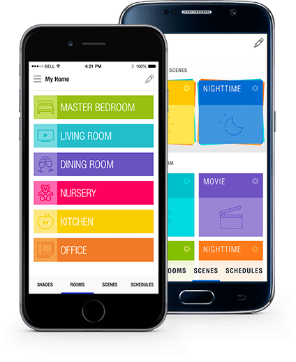 PowerView Motorization App
